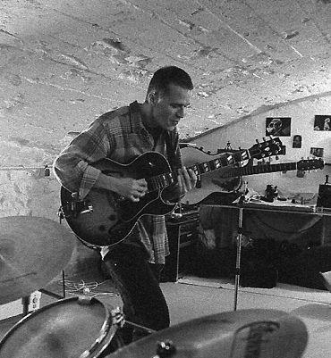 Thierry Darnis local des cours de guitare